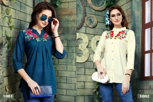 Riya-Designer-Compass-Reyon-Work-Short-Top-Supplier-Surat-4