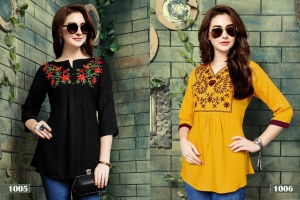 Riya-Designer-Compass-Reyon-Work-Short-Top-Supplier-Surat-5