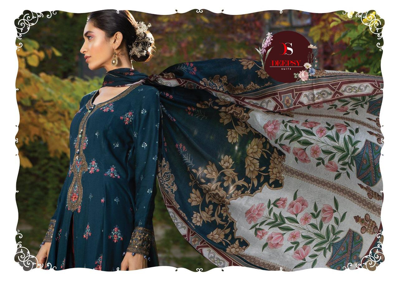 79fec14665 Deepsy Suits Maria B Embroidered Pakistani suits Wholesale rate (10)