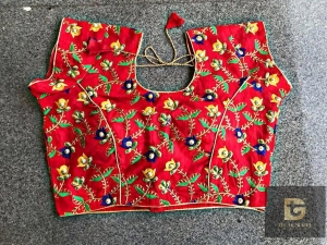 Designer Readymade Blouse (4)
