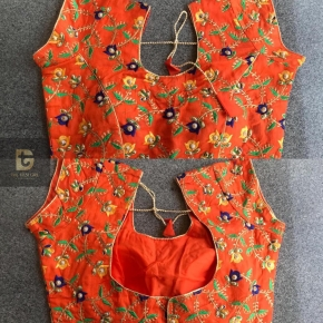 Designer Readymade Blouse (7)