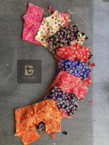 Designer Readymade Blouse (8)
