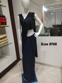 Ready To Wear Fancy Sarees (10)
