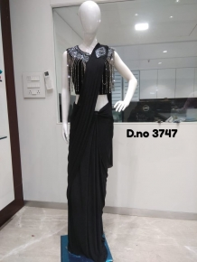 Ready To Wear Fancy Sarees (11)