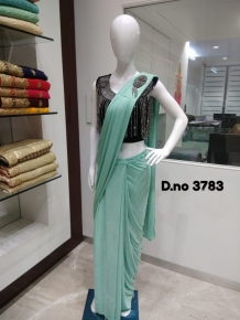 Ready To Wear Fancy Sarees (12)