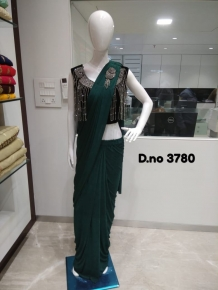 Ready To Wear Fancy Sarees (2)