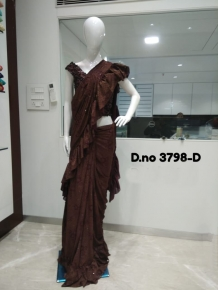Ready To Wear Fancy Sarees (4)
