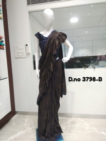 Ready To Wear Fancy Sarees (5)