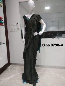 Ready To Wear Fancy Sarees (9)