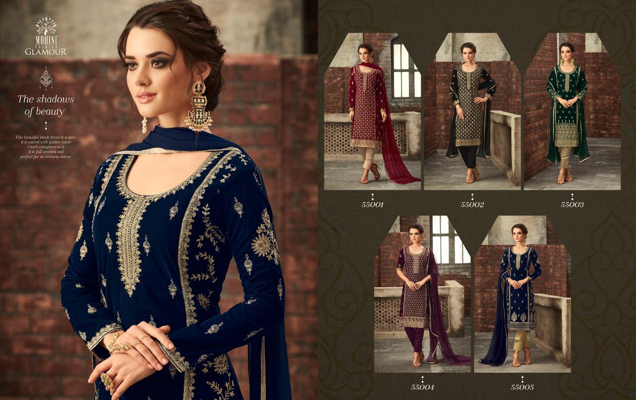 998511b840 Mohini Glamour Vol 55 Wedding Salwar Kameez (8)