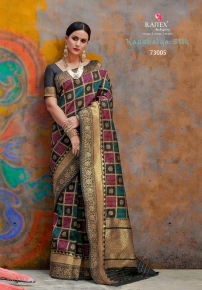 Kaushalya-Silk-By-Rajtex-Saree-73001-73012-Series-Silk-Saree-Exporter-Supplier-In-Surat-12