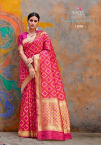 Kaushalya-Silk-By-Rajtex-Saree-73001-73012-Series-Silk-Saree-Exporter-Supplier-In-Surat-13