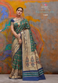 Kaushalya-Silk-By-Rajtex-Saree-73001-73012-Series-Silk-Saree-Exporter-Supplier-In-Surat-7