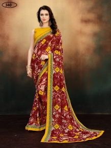 RUBYZA VOL 9 CASUAL WEAR SAREE COLLECTION (10)