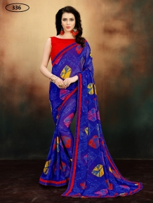 RUBYZA VOL 9 CASUAL WEAR SAREE COLLECTION (4)