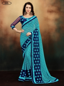 RUBYZA VOL 9 CASUAL WEAR SAREE COLLECTION (5)