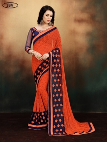 RUBYZA VOL 9 CASUAL WEAR SAREE COLLECTION (6)