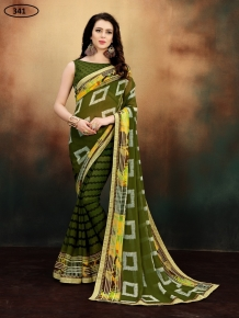 RUBYZA VOL 9 CASUAL WEAR SAREE COLLECTION (9)