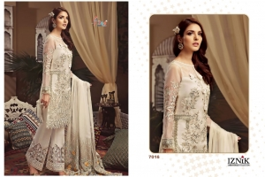 Shree Fabs Iznik Embroidered Collection Heavy Embroidered Faux Georgette Pakista (1)